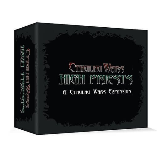Cthulhu Wars High Priest Expansion
