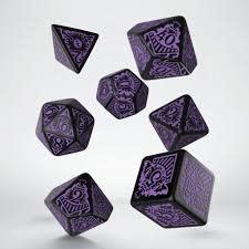 Cthulhu Dice Purple