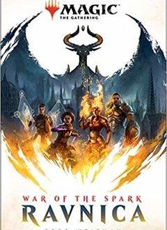 War of the Spark Ravnica Novel