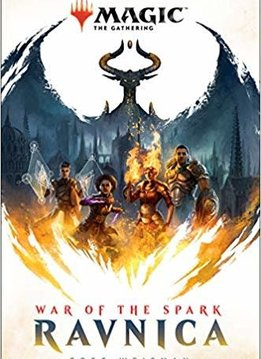 War of the Spark Ravnica Novel