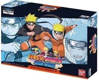 Naruto Boruto CG: Naruto/Shippuden Set