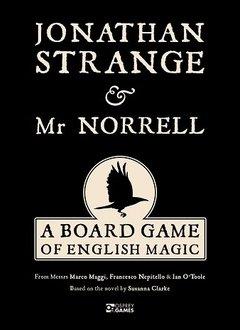 Jonathan Strange & Mr Norrell Board Game of English Magic