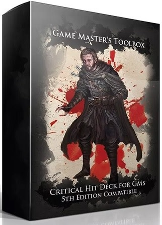 GM Toolbox: Critical Hit Deck for GMs 5E