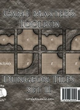 GM Toolbox: Dungeon Tiles Set II