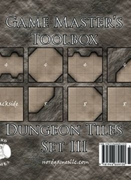GM Toolbox: Dungeon Tiles Set III