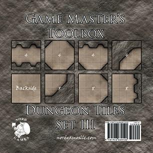 GM Toolbox: Dungeon Tiles Set III