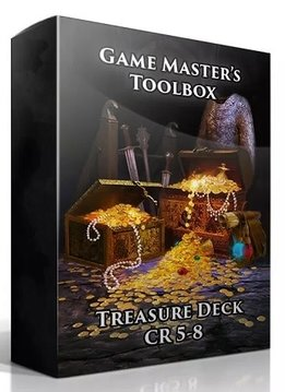 GM Toolbox: Treasure Deck CR 5-8