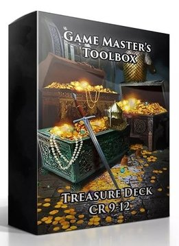 GM Toolbox: Treasure Deck CR 9-12