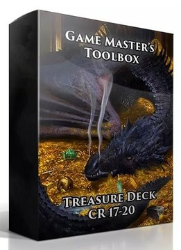 GM Toolbox: Treasure Deck CR 17-20