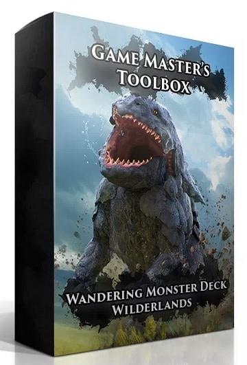 GM Toolbox: Wandering Monster Deck Wilderlands