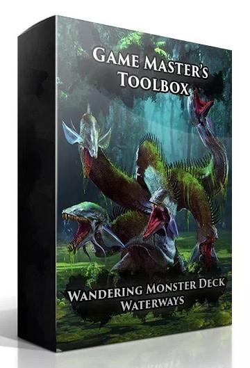 GM Toolbox: Wandering Monster Deck Waterways