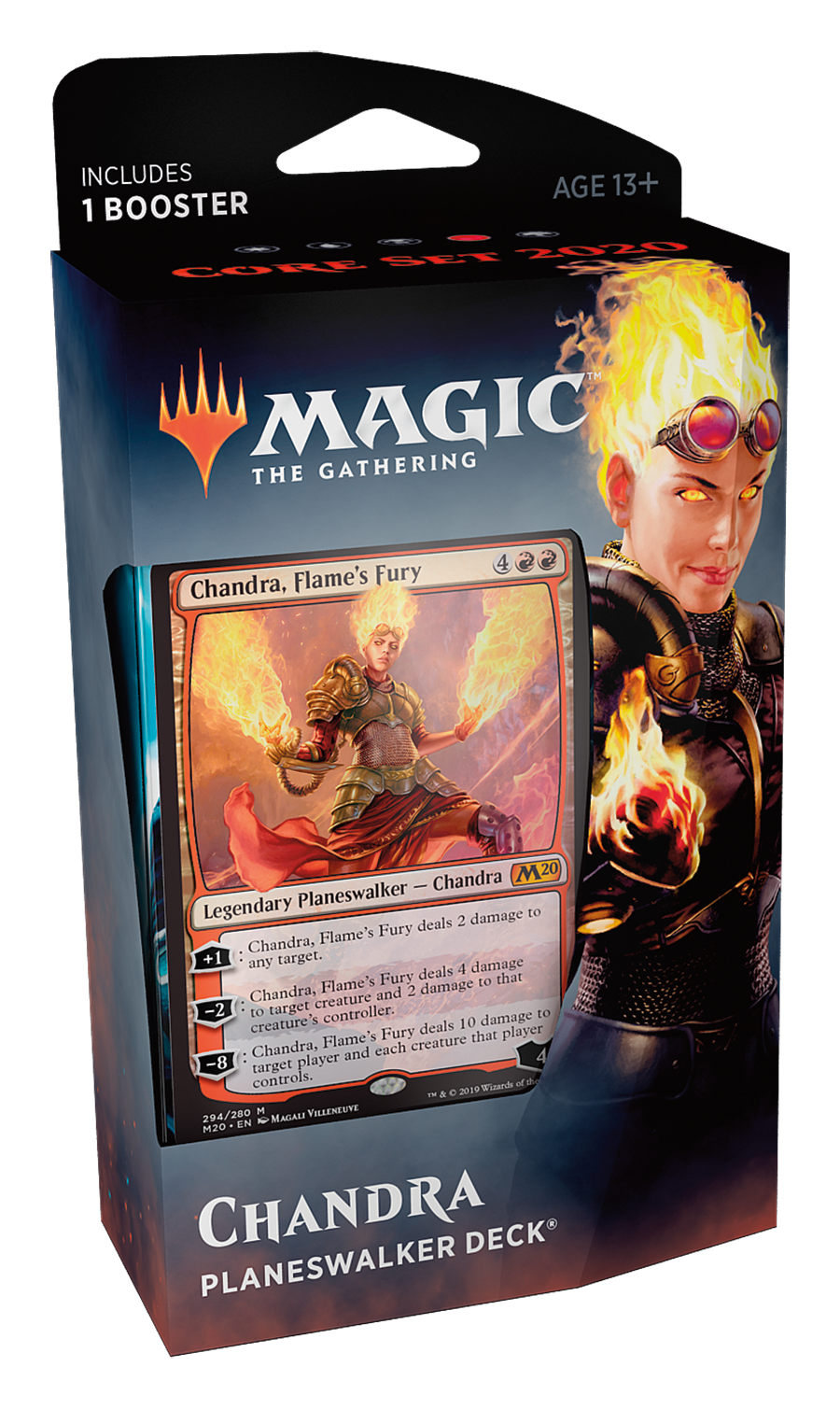 Core 2020 Planeswalker Decks -Chandra
