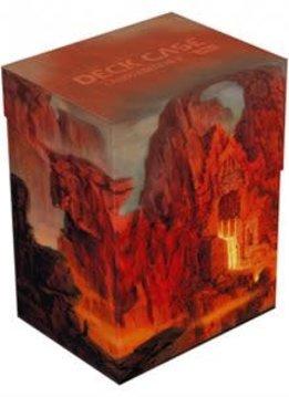 Deck Box: Lands Edition II Mountain