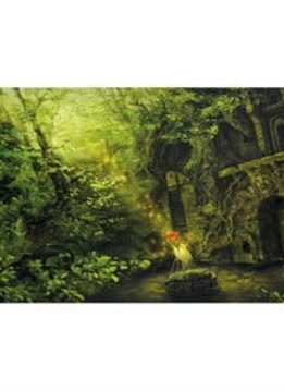 Playmat: Lands Edition II Forest 61x35