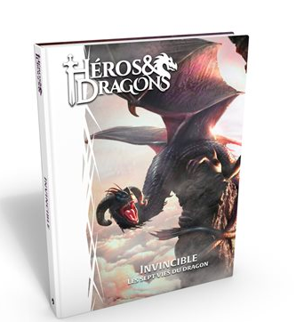 Héros et Dragons Invincible