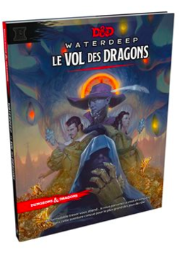 Donjons & Dragons: Waterdeep Le Vol Des Dragons (FR)(Précommande, de retour novembre 2020)