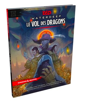 Donjons & Dragons 5: Waterdeep Le Vol des Dragons