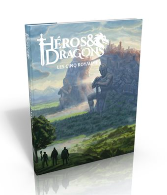 Héros et Dragons Les cinq Royaumes