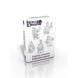 Heros et Dragons: Cartes d'etat