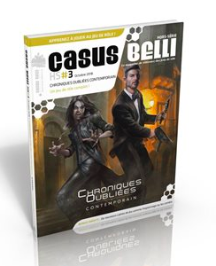Casus Belli Hors-Serie #3 - Chroniques Oubliees