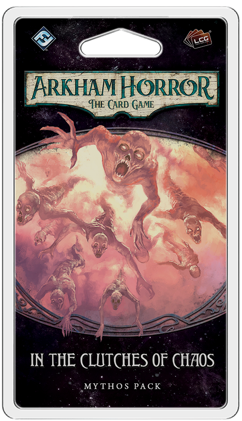 Arkham Horror LCG: In the Clutches of Chaos (Disponible le 4 Juillet)