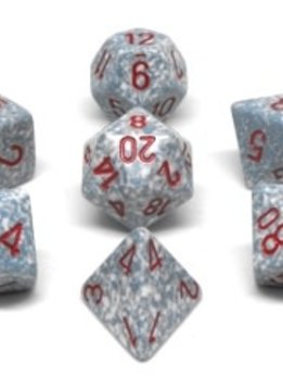 Speckled Air 7pc Dice set