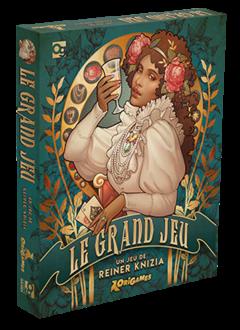 Le Grand Jeu (High Society VF)