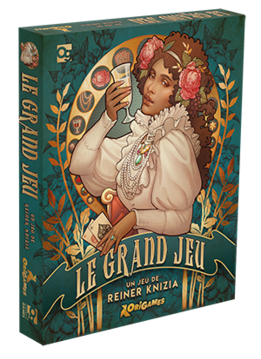 Le Grand Jeu (High Society VF)