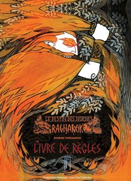Destin des Nornes: Ragnarok - Livre de règles - Couverture Rigide