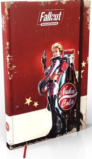 Fallout Wasteland Warfare - Nuka Notebook