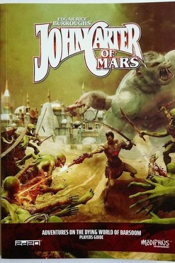 John Carter of Mars Players Guide