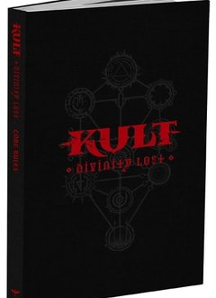 Kult RPG Divinity Lost Black Edition