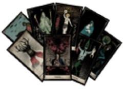 Kult RPG Divinity Lost Tarot Deck
