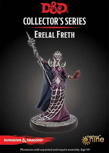DND DUNGEON O/T MAD MAGE - ERELAL FRETH