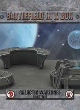 BATTLEFIELD IN A BOX: GW OBJECTIVES