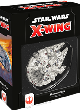 X-Wing 2.0 Millenium Falcon (Disponible le 12 Juillet)