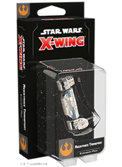 X-Wing 2E: Resistance Transport Exp. Pack