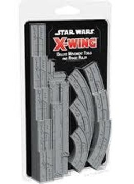 X-Wing 2.0: Deluxe Movement tools and Range Ruler (Disponible le 12 Juillet)