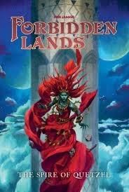 Forbidden Lands: Quetzel's Spire Scenario