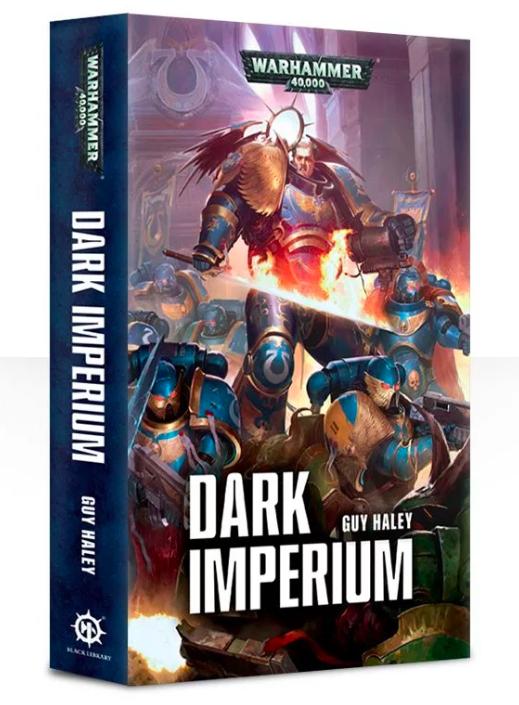 Dark Imperium Novel (Paperback) (black library)