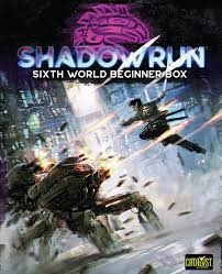 Shadowrun 6th Beginner Box
