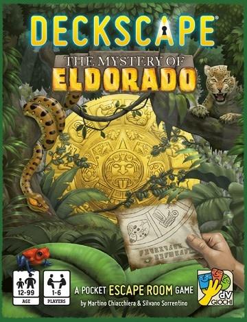 Deckscape -Mystery of El Dorado