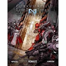 Infinity RPG Nomads