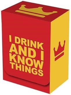 LEGION D-BOX I DRINK