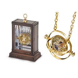 HP Time Turner Necklace