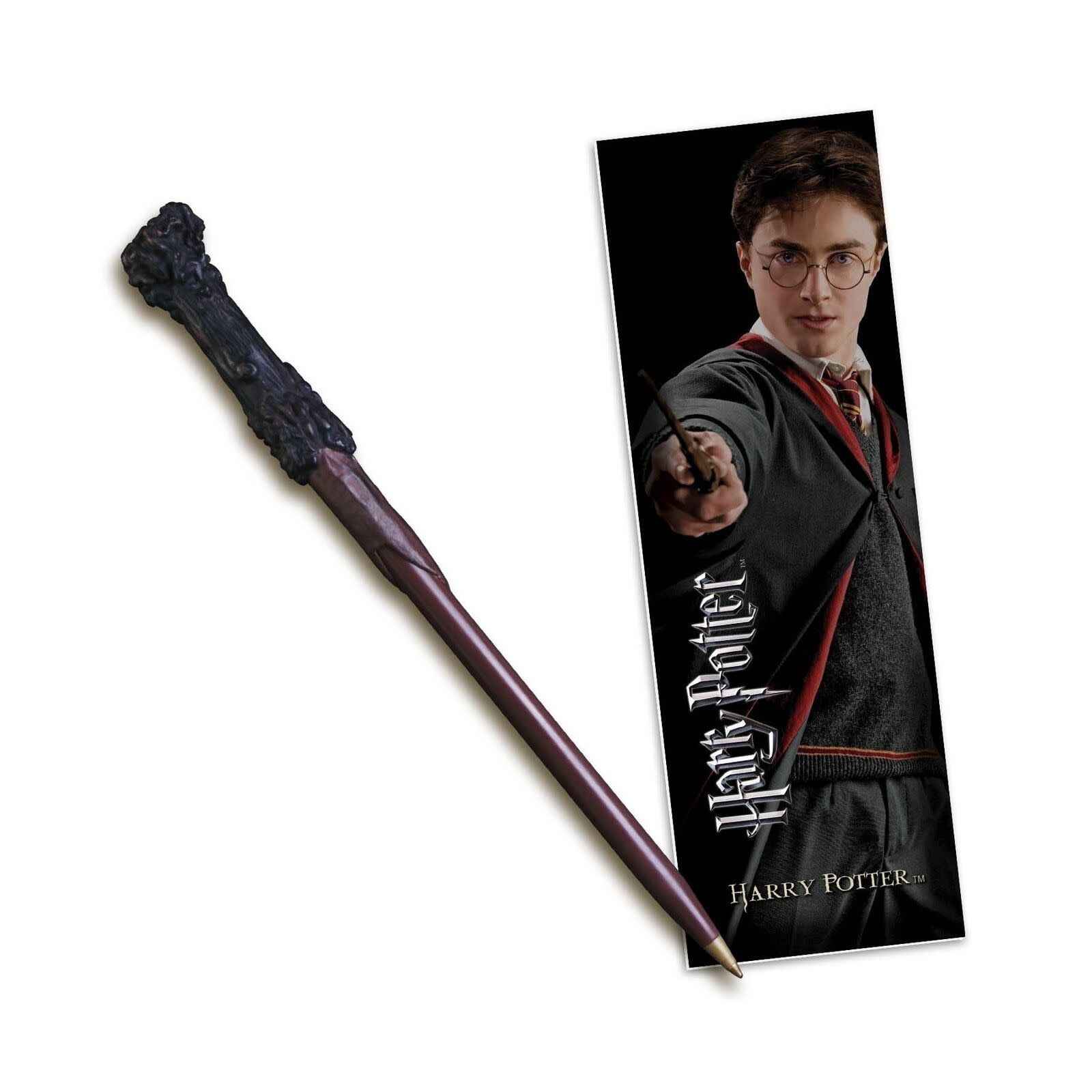 Harry Potter Wand Pen & Bookmark