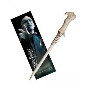 Voldemort Wand Pen & Bookmark