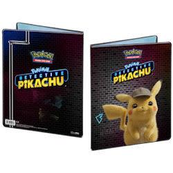 9 pocket Detective Pikachu Binder