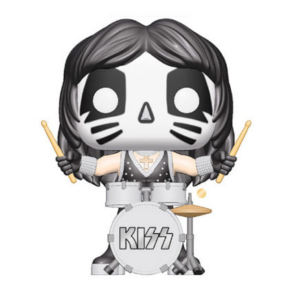 POP Music Kiss Catman