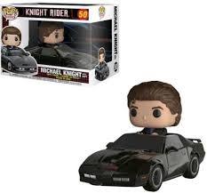 POP Rides Knight Rider